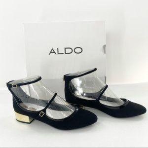 New In Box Aldo Flat shoes